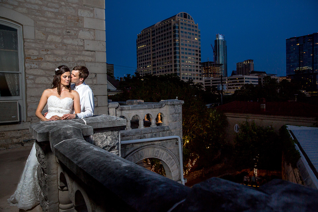 Downtown Austin Wedding Photographer