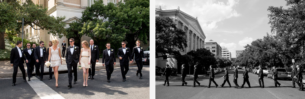 Austin Wedding Photographers Groomsmen