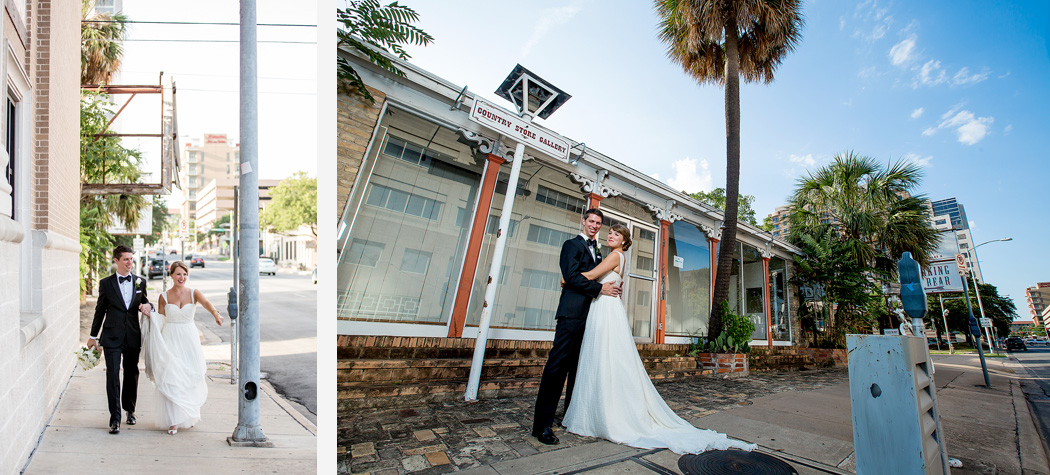 Austin Wedding Photographer Palm Tree