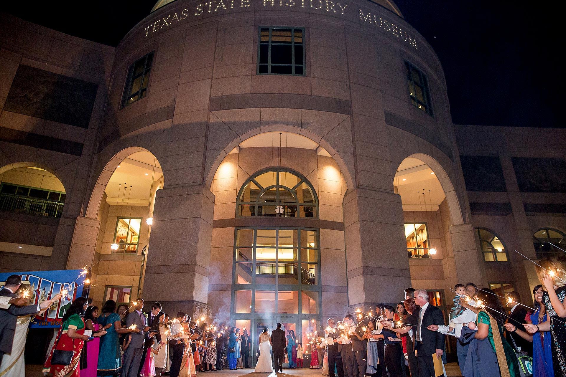 Bob Bullock History Museum Wedding