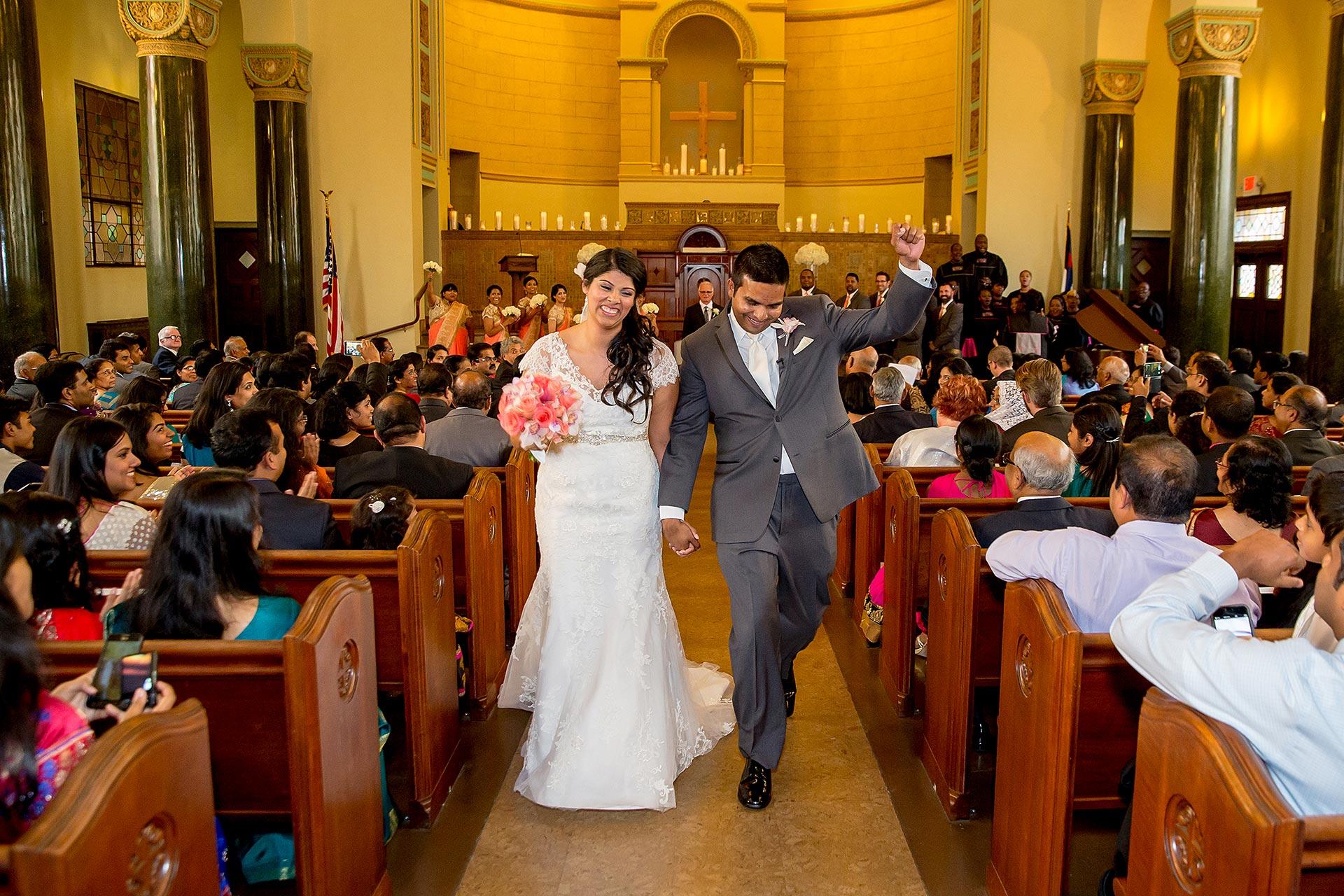 Downtown Austin Indian Wedding
