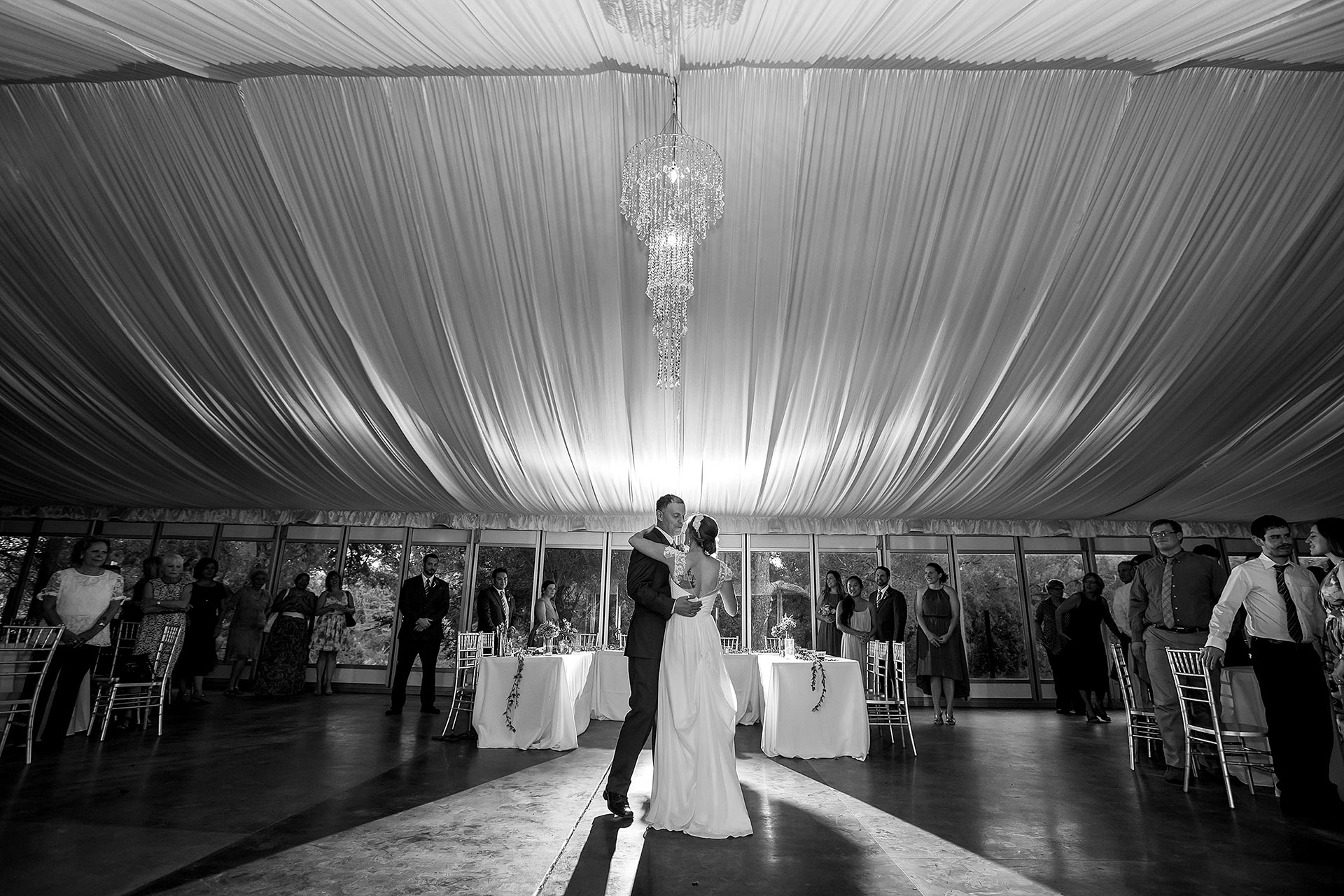 First Dance at Hummingbird House