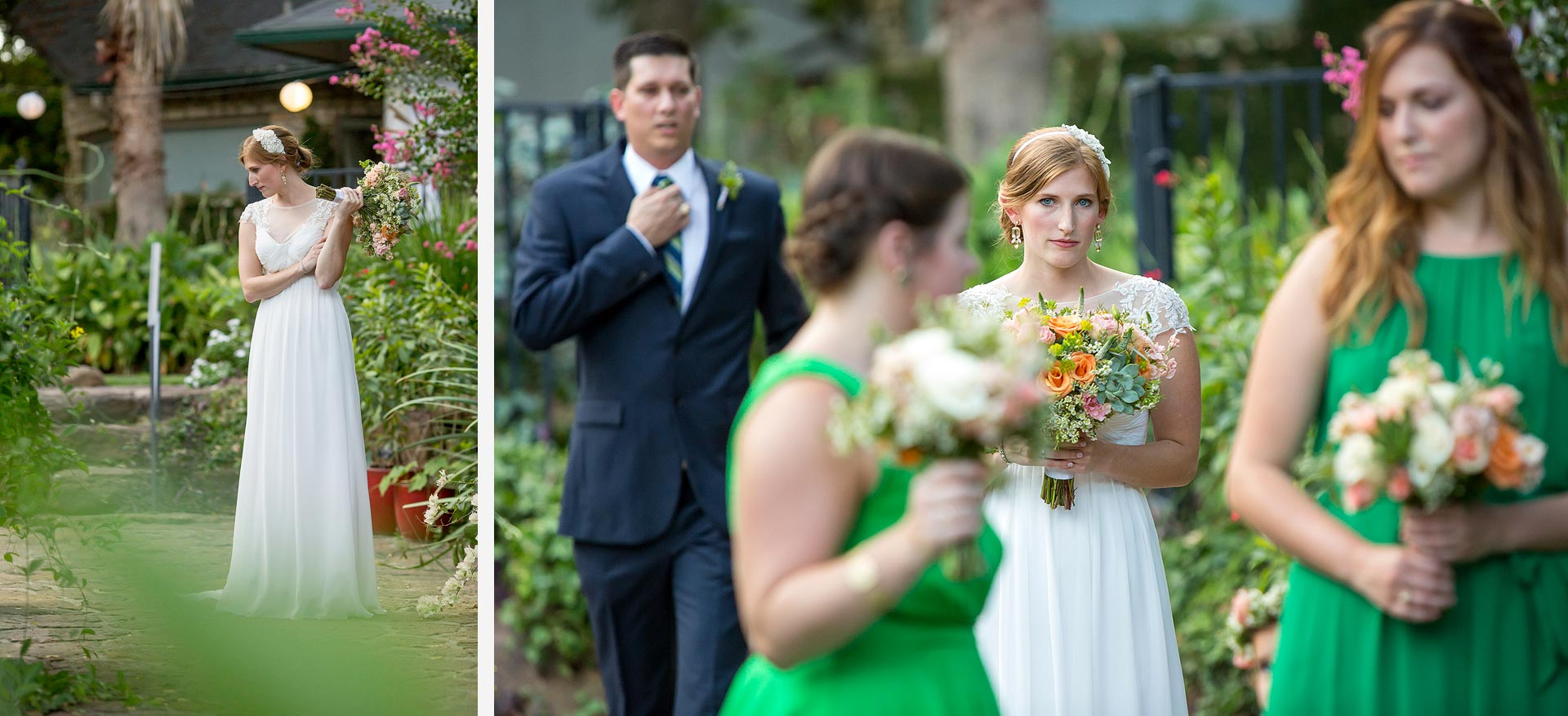 Outdoors Austin Wedding Photographers