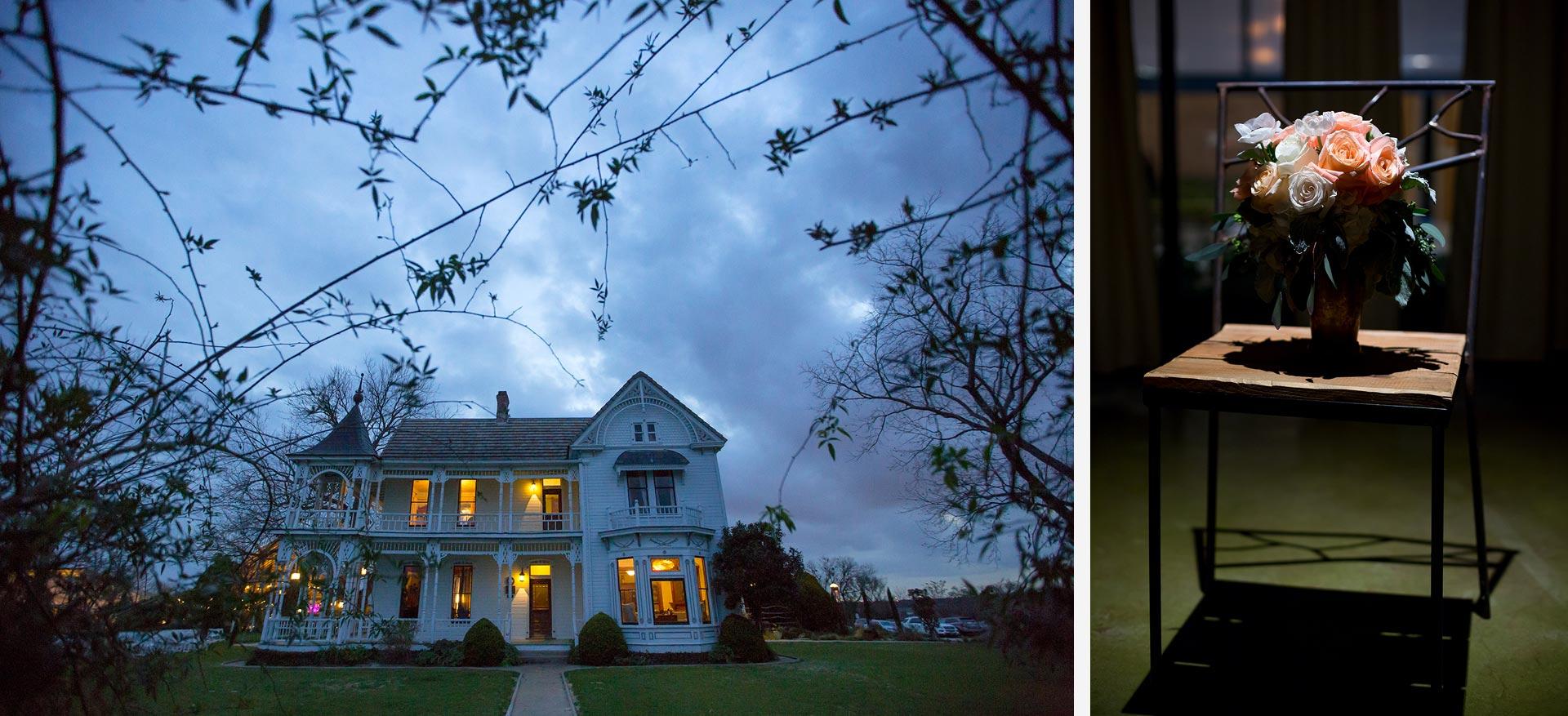 Barr Mansion Austin Venue