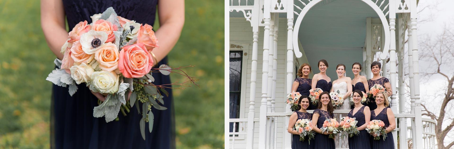 Barr Mansion Wedding Photographers