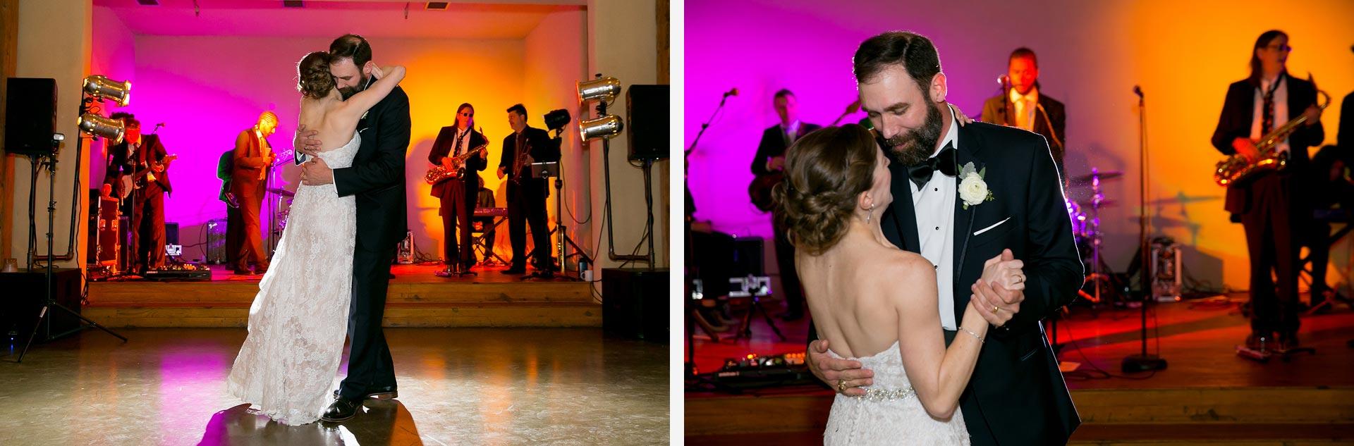 Austin Wedding First Dance