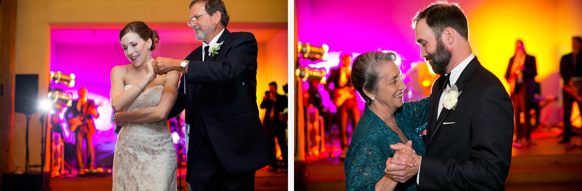 Barr Mansion Wedding Dance