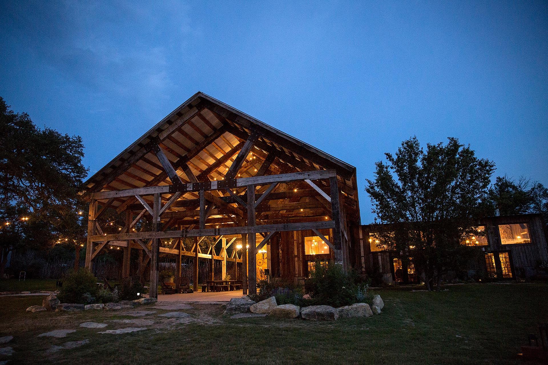 CreekHaus Wedding Venue