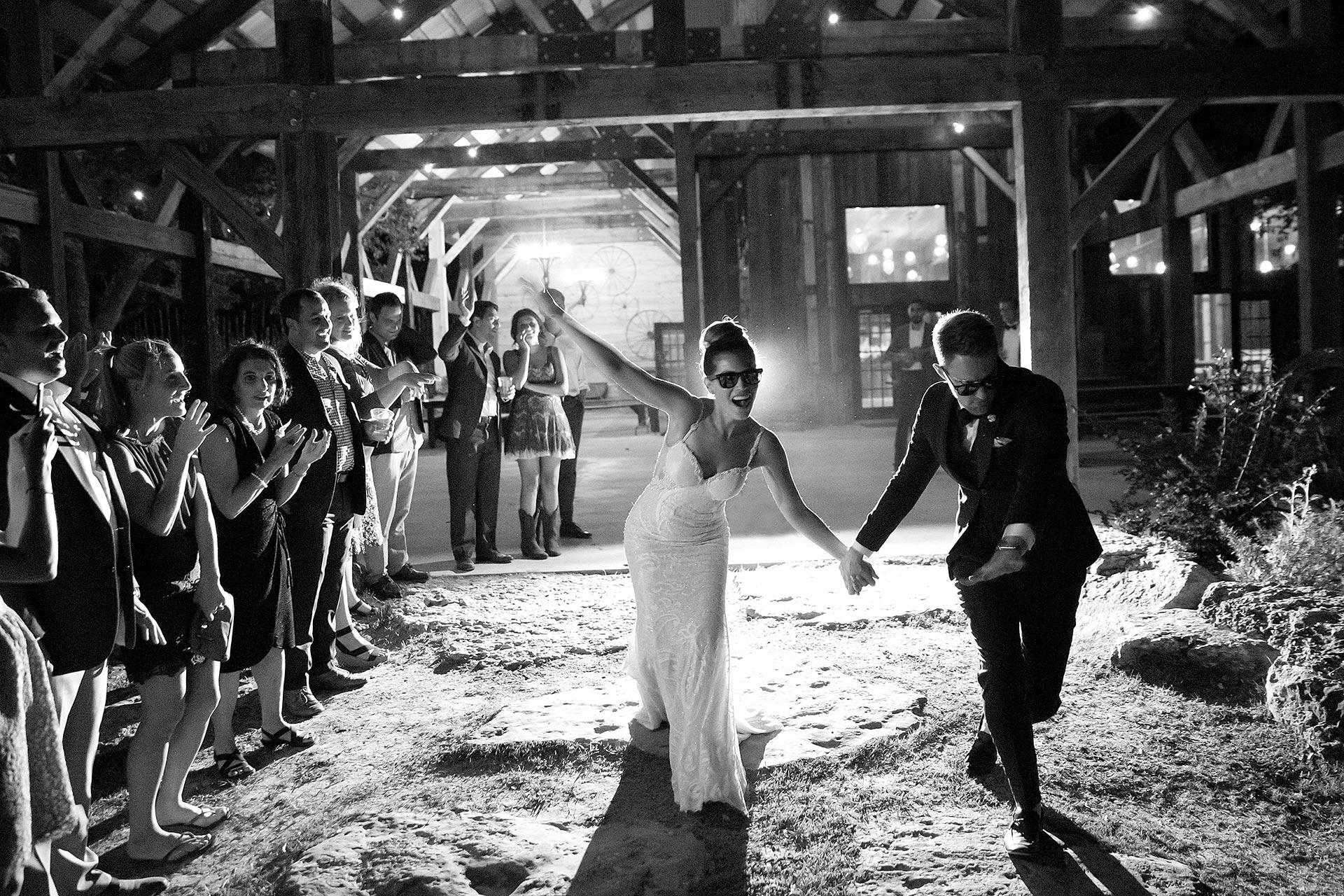 Austin Wedding Photographers Exit