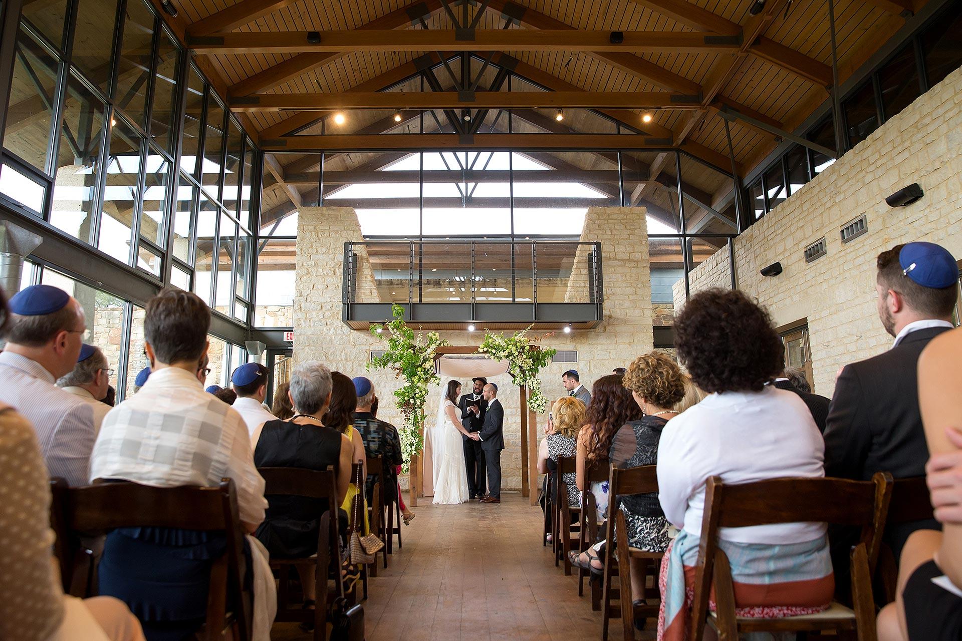 Wildflower Center Wedding Photography