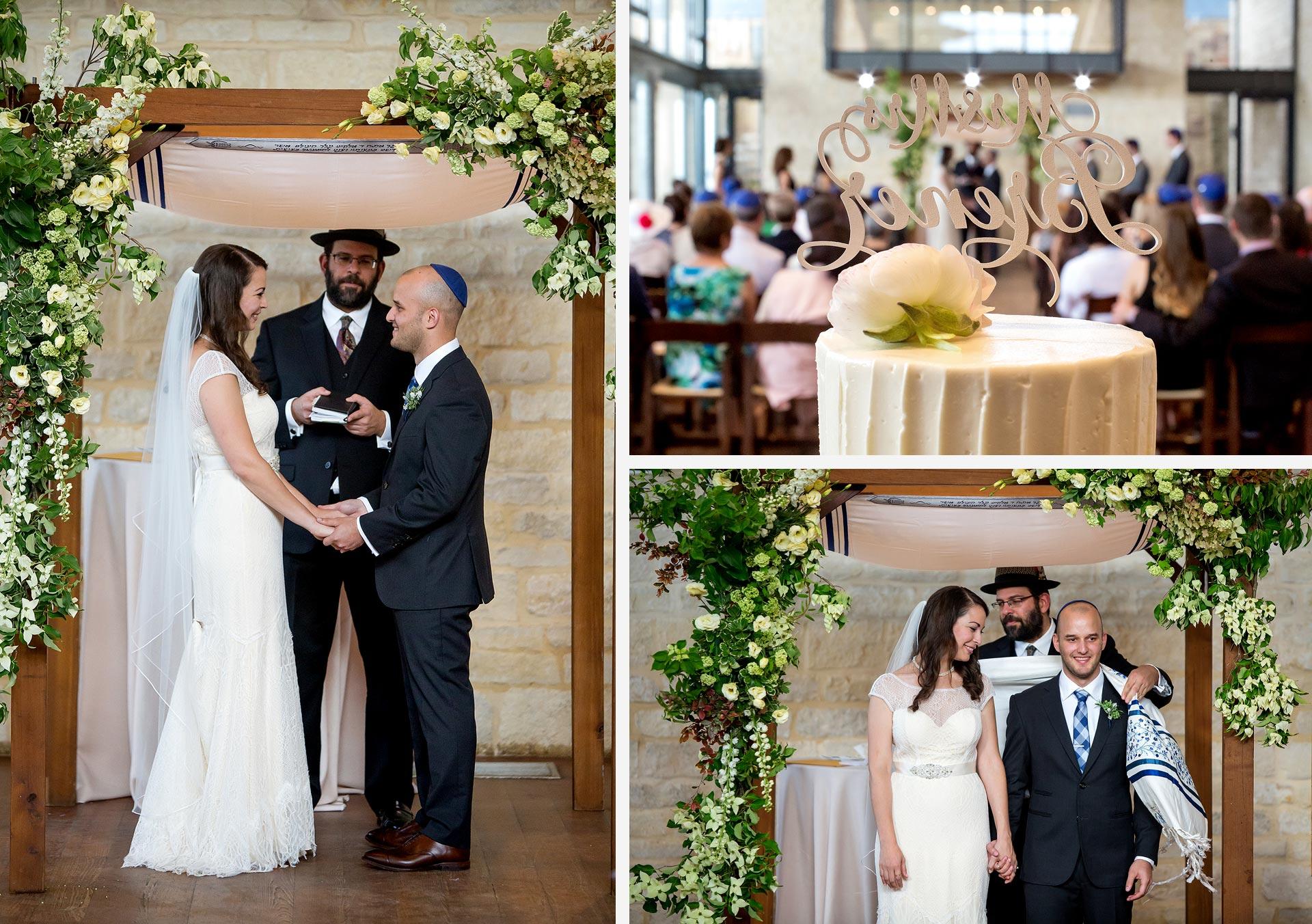 Austin Wildflower Center Wedding