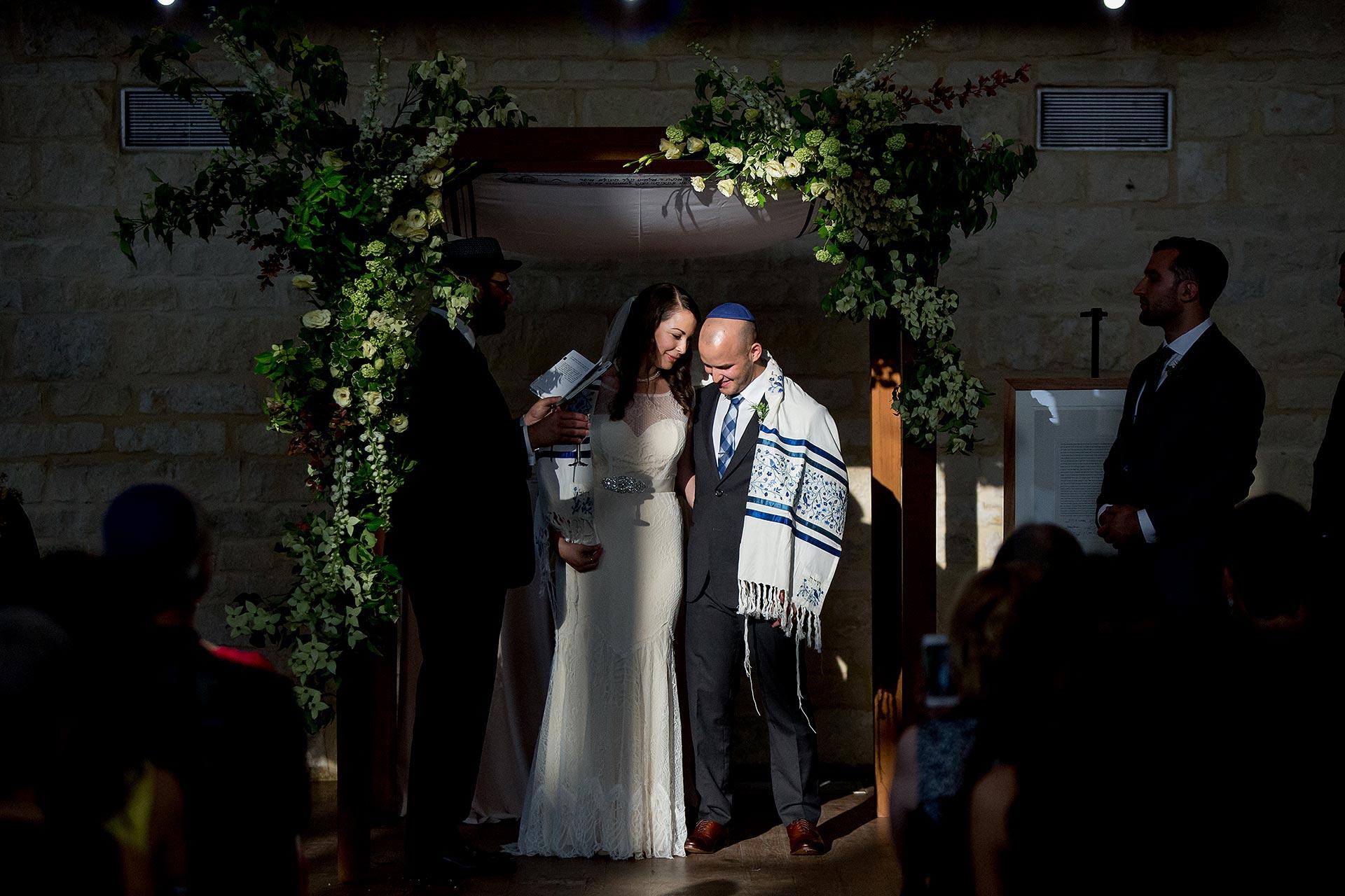 Austin Jewish Wedding