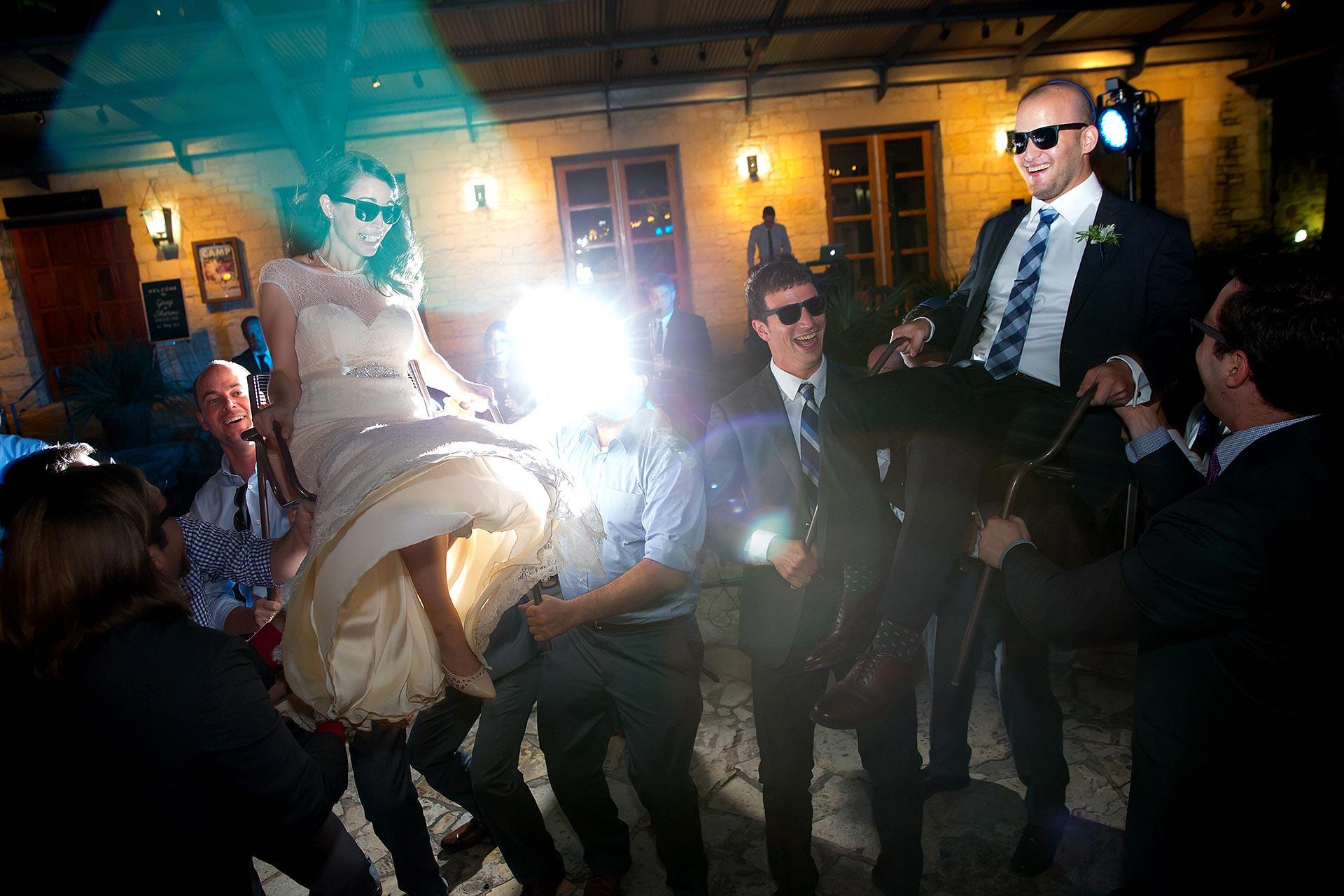 Jewish Wedding in Austin